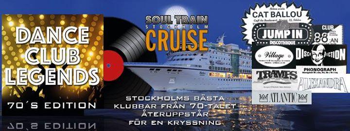 Soul Train Cruise #7, Dance Club Legends